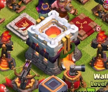 Town Hall 11 Confirmed