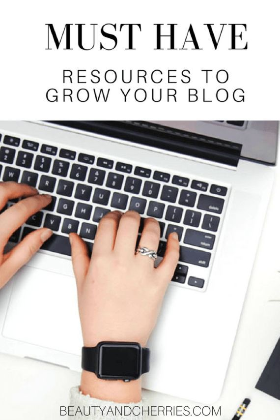 The best blogging resources to buid, manage and grow your blog! These are the exact tools we use everyday and it has helped us grow.
