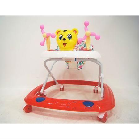 Детские ходунки 306А, красные, RiverToys  — 3200р. ------------- Детские ходунки 306А. Отличное качество  пластика, силиконовые колёса, мягкое сиденье,  игровая музыкальная панель и регулируемая  высота от пола.