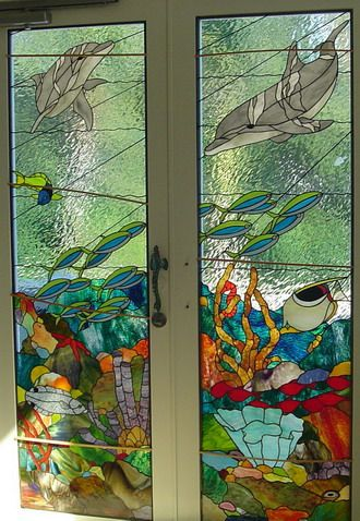 17 Best Images About Stain Glass Fish On Pinterest Glass