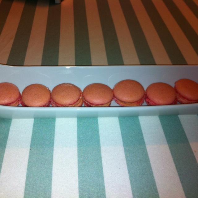Homemade macaroon!!!