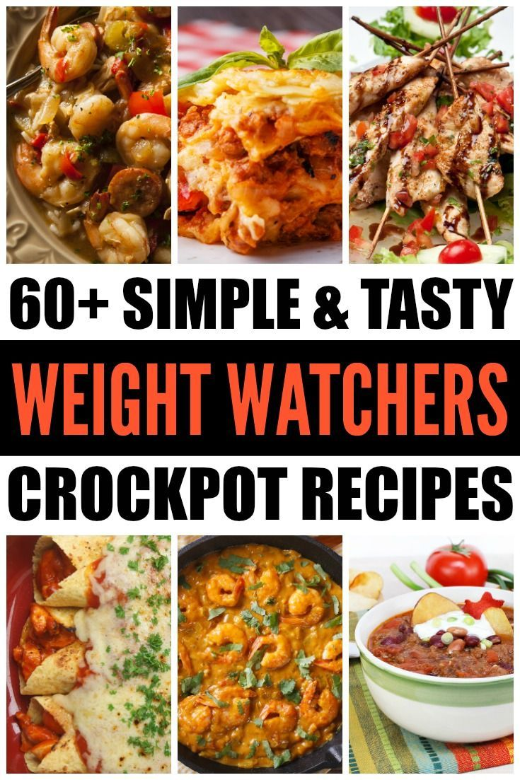 60 simple and delicious weight watchers crockpot recipes for Healthy recipes for dinner low carb