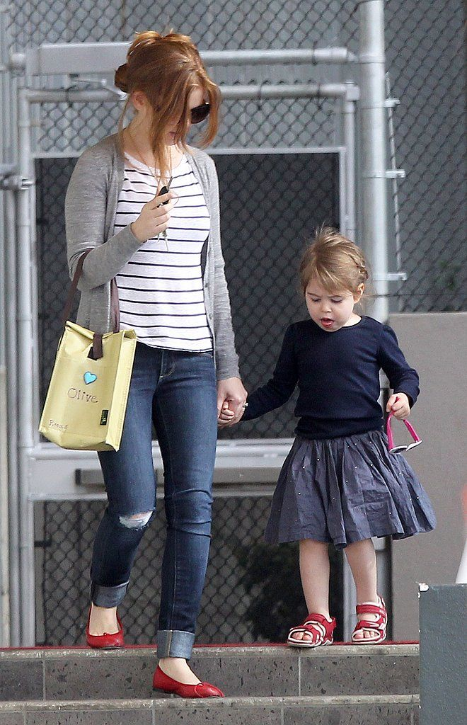 current style muse: isla fisher.