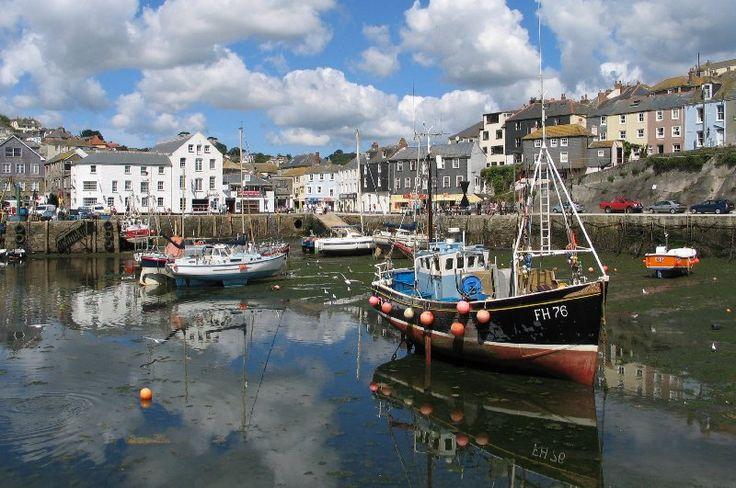 Mevagissey, Cornwall