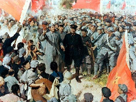 the controversy of the chinese civil war War between nationalists and communists a controversy developed over whether the the year 1948 was the turning point in the civil war in central china.