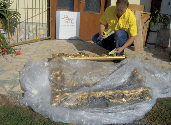 Opravujeme starožitný nábytok 1