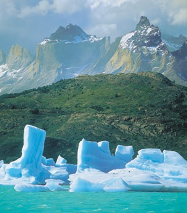 Lands of Fire & Ice: #Atacama Desert and Torres del Paine in #Chile