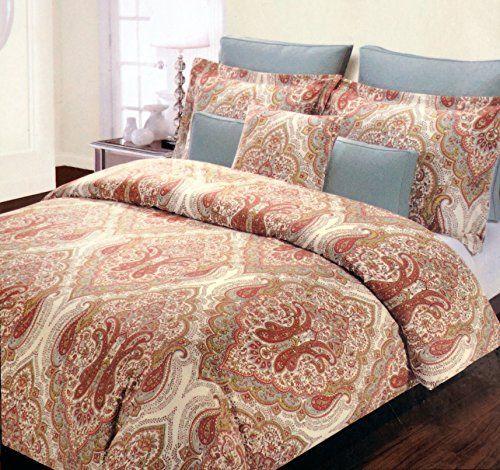 tahari home paisley bedding – home blog gallery