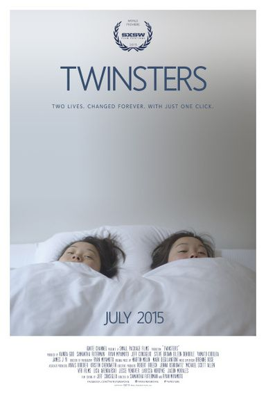 This is a very sweet documentary of 2 twin girls separated at birth; one in California and one is London. They had no idea of each other's existence until they found each other on the internet..