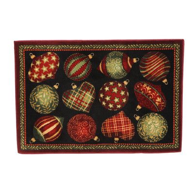 Delightful Found At Www.ftlfloorstogo.com For $59 With Free Shipping. Holiday Rugs