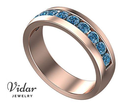 291 best unique mens wedding bands images on Pinterest   Gemstone ...