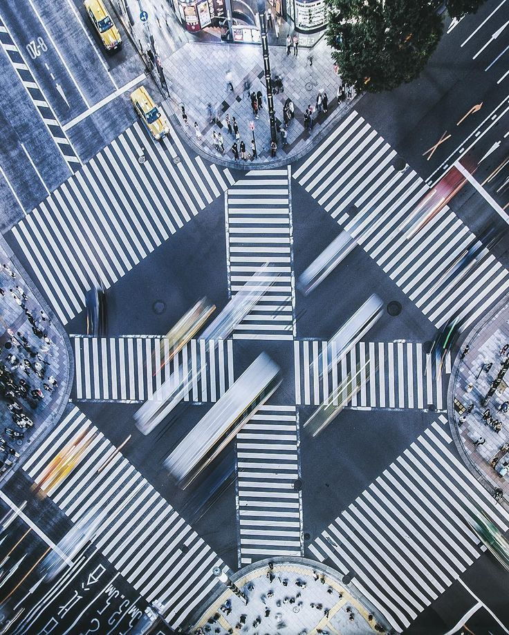 Magical Urban Photography Of Tokyo's Streets by Yoshito Hasaka #inspiration #photography