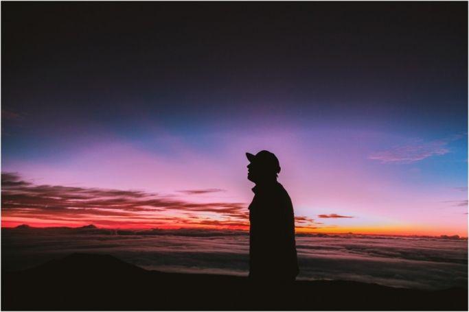 sunrise at mauna kea summit photographer the big island hawaii