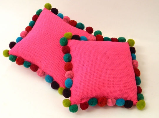 Almohadon telar