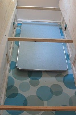 The Pearl: Making the bed in a Shasta Compact