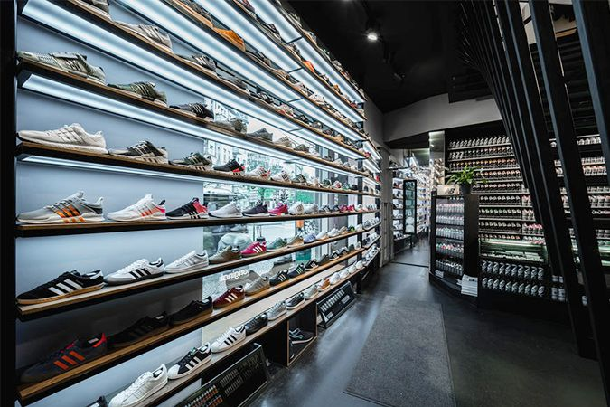 The Best Sneaker Stores In The World
