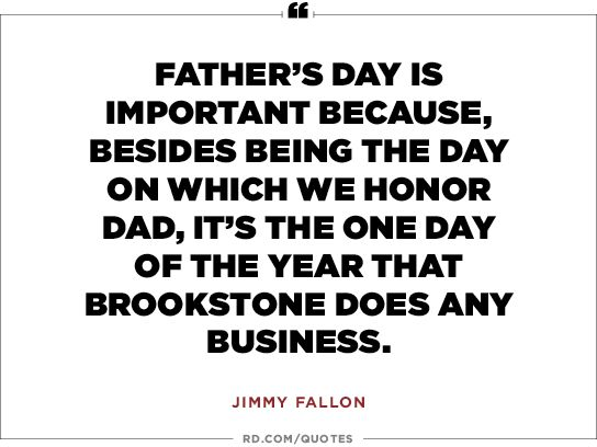 13 Funny Father's Day Quotes | Reader's Digest
