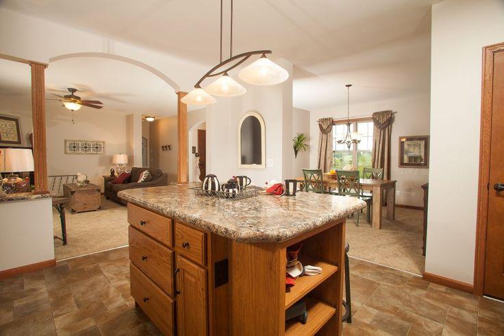 Branston HR146A - Pennwest Ranch Modular Kitchen! Features