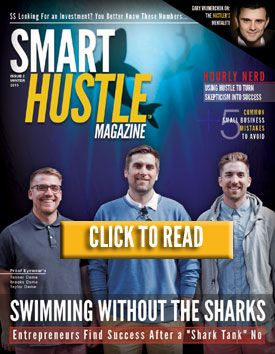 Smart Hustle Magazine - Winter 2015