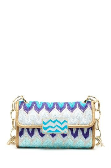 Missoni Handbags Missoni Chain Strap Shoulder Bag