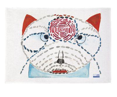 Tea Towel Champfleurette 2 x Louis Bourgeois