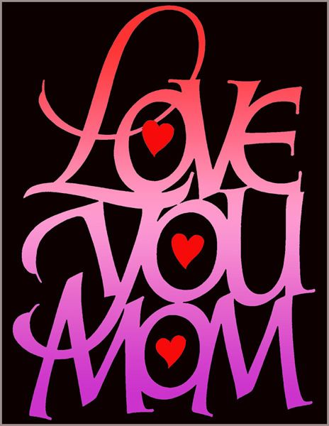 i love you mommy poems