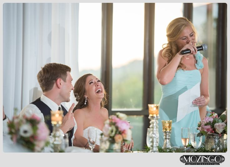 how to give a funny wedding toast