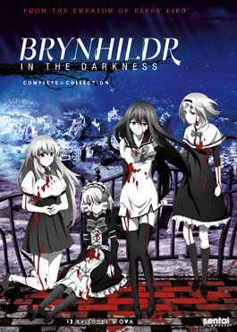 Brynhildr in the Darkness English Dub Cast Announced - News - Anime News Network