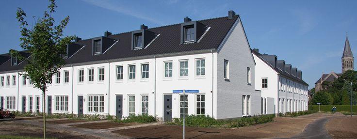 #Nuenen - Park Luistruik. Een veelzijdige, groene en levenslustige woonomgeving. U vindt in Park Luistruik appartementen, #parkvilla's en #penthouses en ook #gezinswoningen. #nieuwbouw #bouwfonds #groenwonen