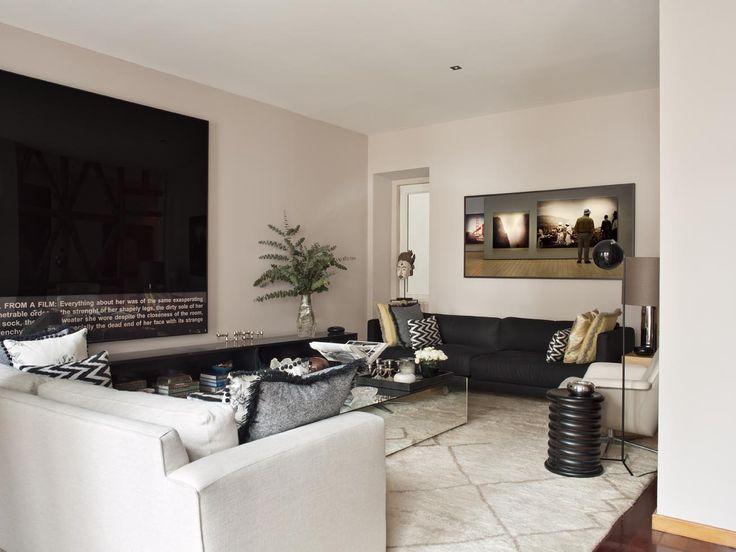 Die besten 25+ Lisbon apartment Ideen auf Pinterest Bad - wohnzimmer mit galerie modern