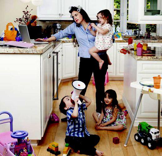 Πως Αισθάνονται Οι Εργαζόμενες Μητέρες | Misswebbie.gr