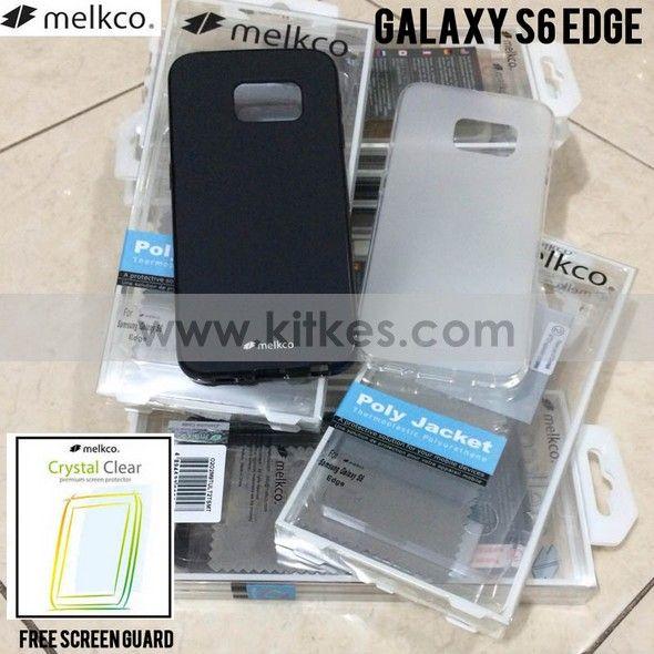 Melkco Poly Jacket Samsung Galaxy S6 Edge - Rp 100.000 - kitkes.com