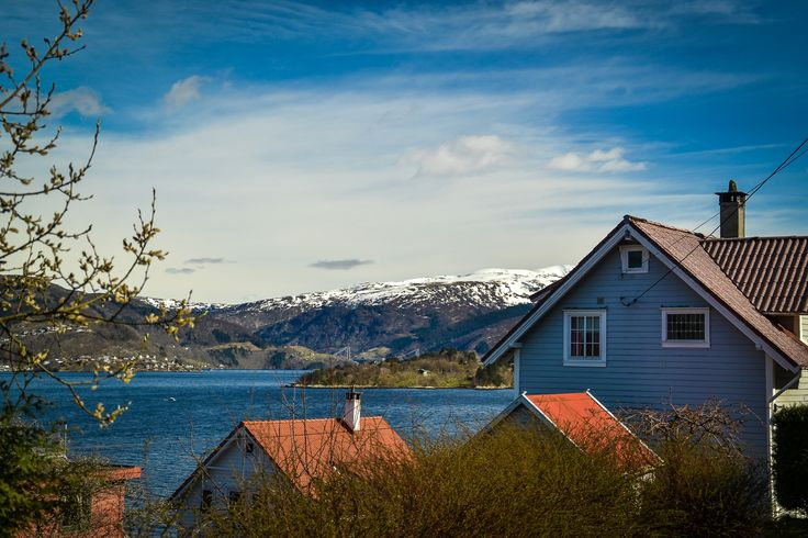Homes with a View | Life: A Scot in Norway