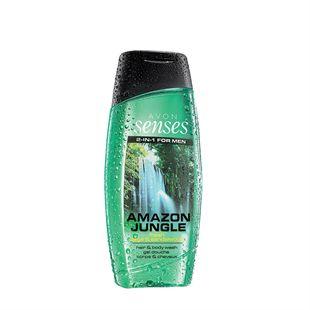 Amazon Jungle sampon és tusfürdő (250 ml)