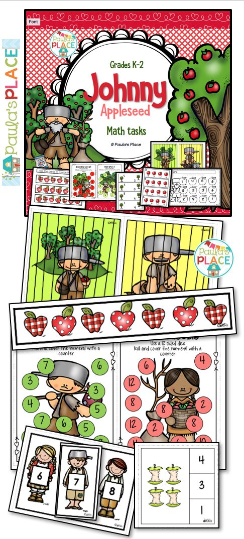 38 best Johnny appleseed images on Pinterest | Johnny appleseed ...