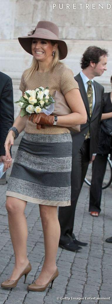 Reine Maxima-Netherlands
