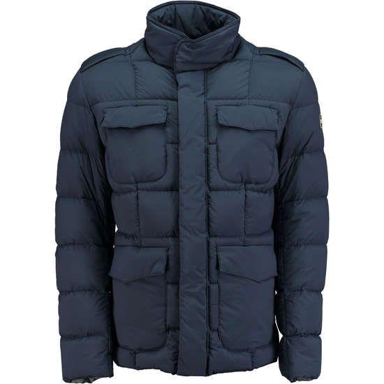 COLMAR Daunensteppjacke 'Hip Hop' ► Die Jacke HIP HOP von COLMAR kommt in gestepptem Design und hält mit ihrer Daunenfüllung bei jeder Witterung angenhem warm. Praktische Details, wie aufgesetzte Taschen und der Stehkragen ergänzen sie funktionell.