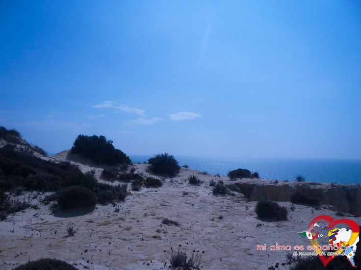 Playa de Rompeculos. Andalucía, España. #summer #travel #Spain #daytrip #sun