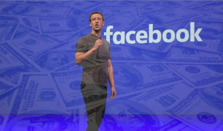 Το νέο σκάνδαλο του facebook και ο πλουτισμός του ιδρυτή του!