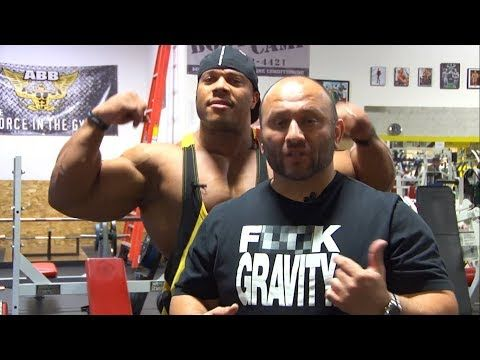Phil Heath & Hany Rambod - The Story - YouTube