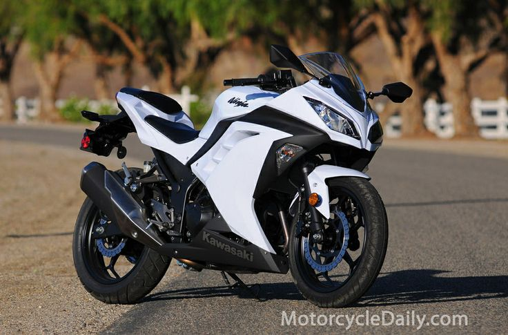 Kawasaki ninja fast and speedy