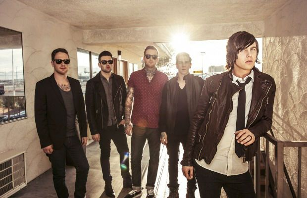 """Sleeping With Sirens w800 h600 Sleeping With Sirens """"Congratulations"""" Music Video Featuring Matty Mullins"""