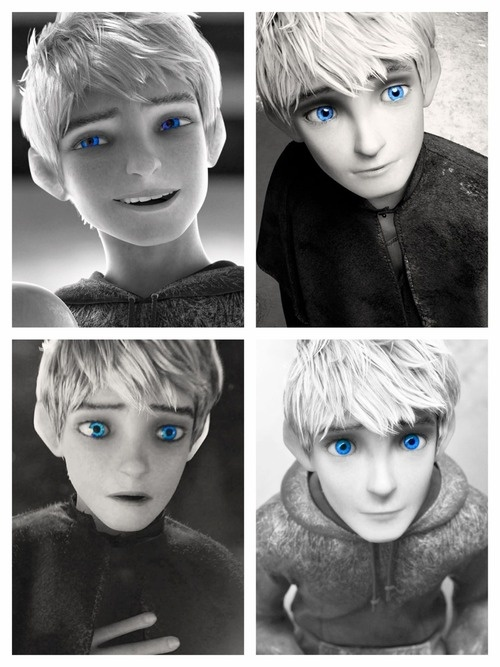 Jack is so freaking hot for an animated movie character :):):) I mean hellooooo!!!!