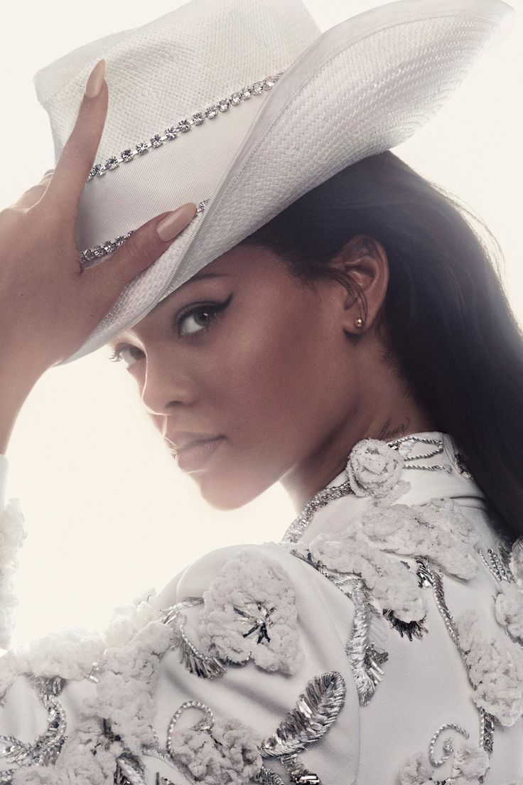 Hairstylist Yusef Williams on creating the #Rihanna #AprilVogue cover look, plus why she pushes the beauty boundaries