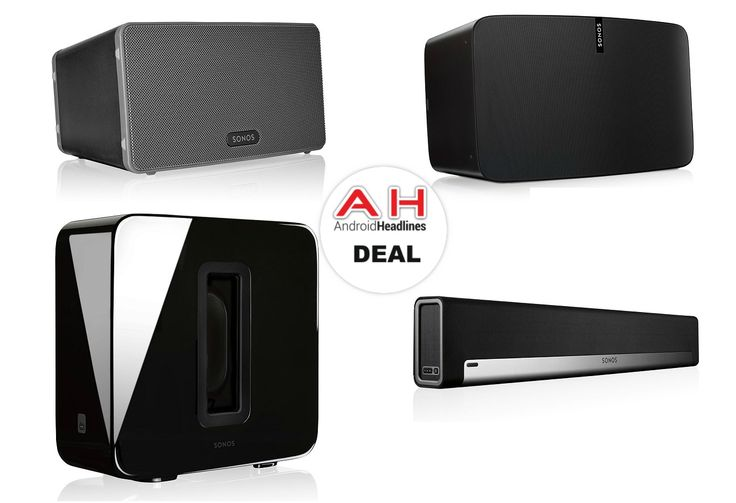 Deal: Save Up To $50 On These Sonos Speakers – 11/29/16 #android #google #smartphones