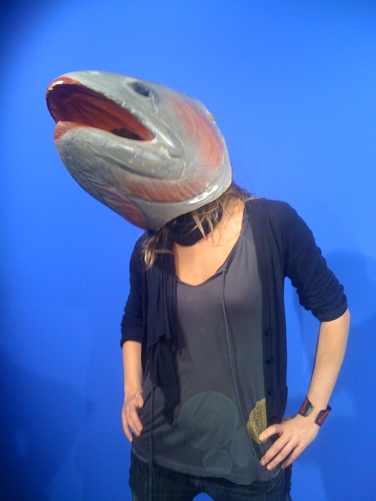 fish head sea monster costume pinterest fish