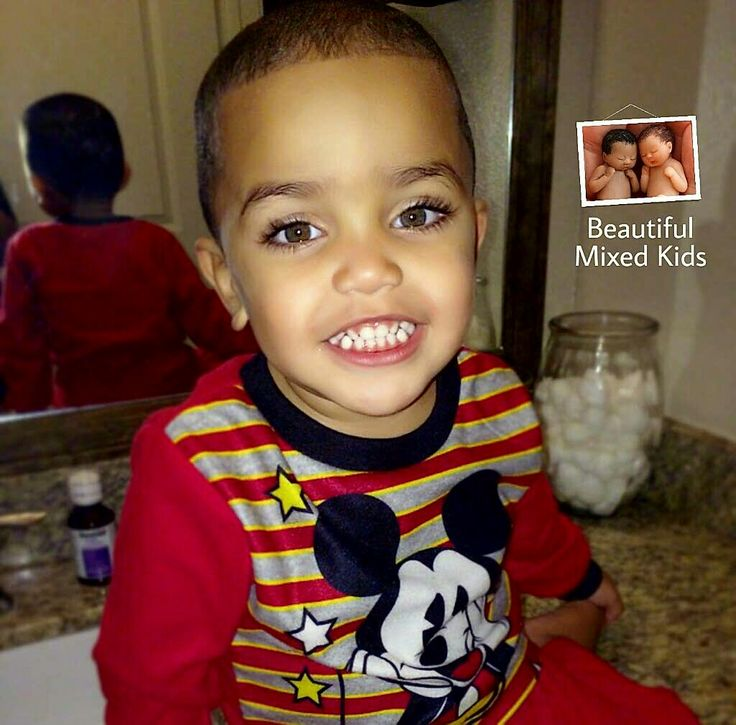 Jeremiah - 2 Years • African American & Mexican American ❤
