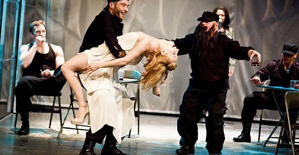Teatr Polski w Poznaniu / Paweł Szkotak, Otello