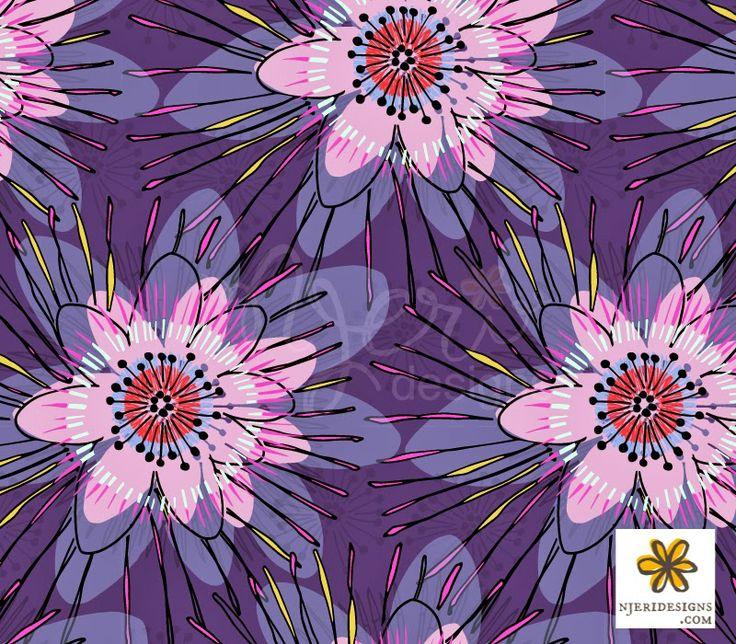 Njeri Designs Tropical Fusion: http://virginiakamau.blogspot.se/2014/01/tropical-fusion-blog-hop-2014.html