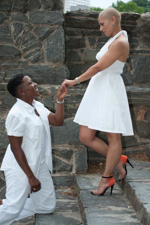 Black lesbian photo video white woman